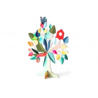 "Studio ROOF pop-out atvirukas ,,Dream tree"""