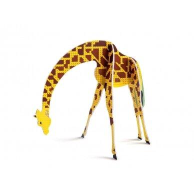 """Studio ROOF pop-out atvirukas ,,Giraffe"""""""