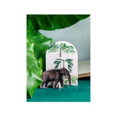 "Studio ROOF pop-out atvirukas ,,Tropical elephant"" 2"