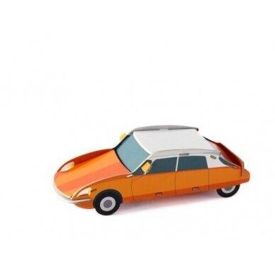 """Studio ROOF popierinė 3D mašina ,,DS"""""""