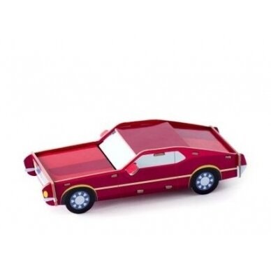 "Studio ROOF popierinė 3D mašina ,,Mustang"""