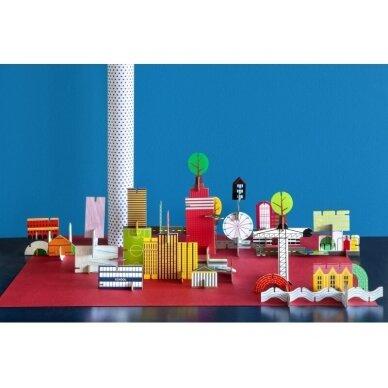 "Studio ROOF popierinis 3D miestas ,,Archiville"" 2"
