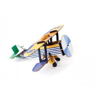 """Studio ROOF popierinis 3D lėktuvas ,,Goshawk"""""""
