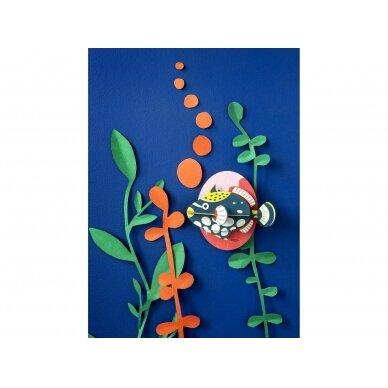 "Studio ROOF sienos dekoracija ,,Clown triggerfish"" 3"