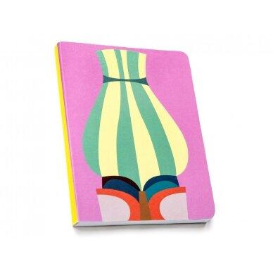 """Studio ROOF užrašų knygelė ,,Manhattan"""" (A5)"""