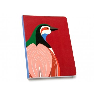 """Studio ROOF užrašų knygelė ,,Paradise bird Rani"""" (A5)"""