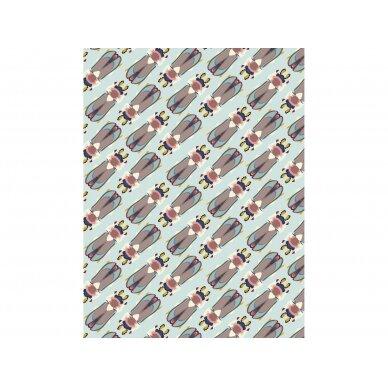 """Studio ROOF užrašų knygelė ,,Tiger beetle"""" (A6) 2"""