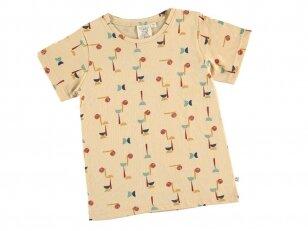 """Tiralahilacha marškinėliai ,,Abstracto"""""""