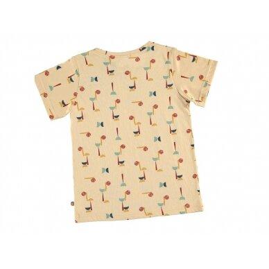 """Tiralahilacha marškinėliai ,,Abstracto"""" 2"""
