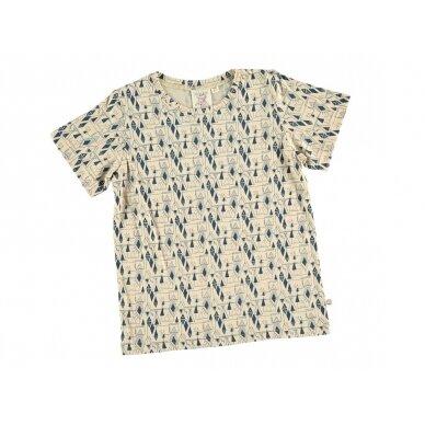 """Tiralahilacha marškinėliai ,,Geométrico"""""""