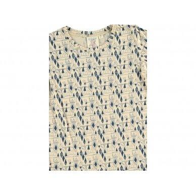 """Tiralahilacha marškinėliai ,,Geométrico"""" 3"""