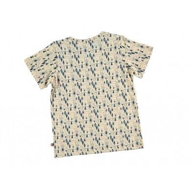 """Tiralahilacha marškinėliai ,,Geométrico"""" 2"""