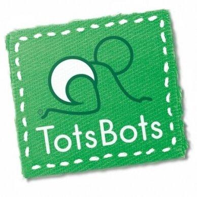 "TotsBots išorinis vystyklas Peenut Wrap ,,Rainplops""  7"