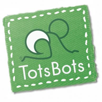 "TotsBots išorinis vystyklas PeeNut wrap ,,Splash""  5"