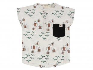"""Turtledove London marškinėliai ,,Birds and bees"""""""