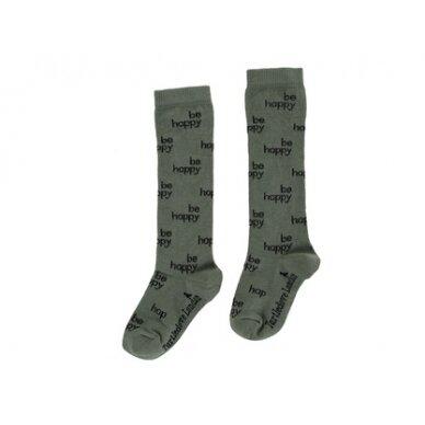"Turtledove London kojinės ,,Be happy"""