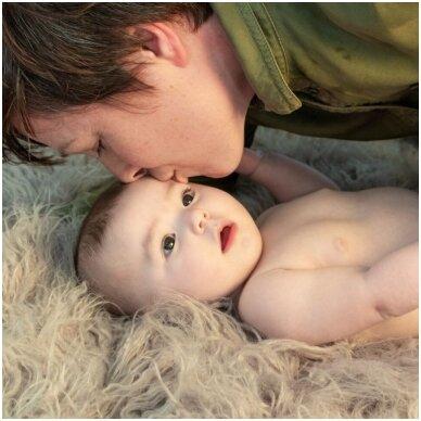 Vaikų kūno priežiūros priemonės